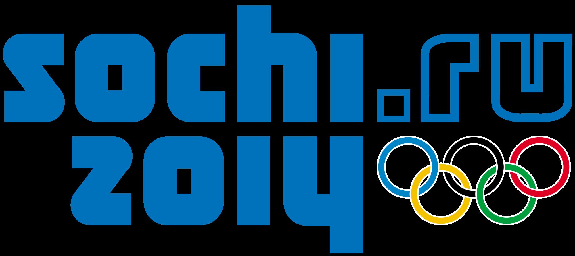 Официалното лого на Зимните олимпийски игри